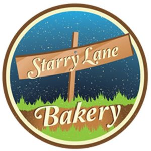 starry lane bakery logo
