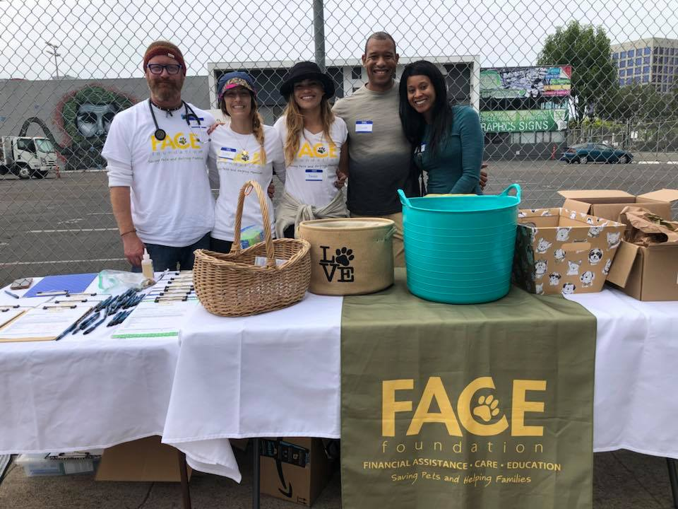 FACE with Elevate Foundation