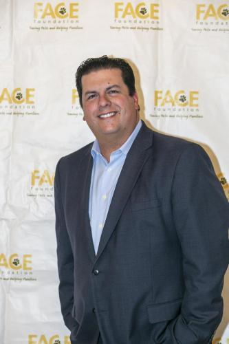 Auctioneer, Sports Director Ben Higgins